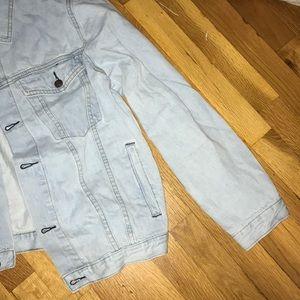Show Po Jackets & Coats - Oversized Denim Jacket